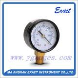 밑바닥 연결 압력 측정하 진공 압력 측정하 건조한 압력 계기