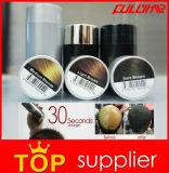 As melhores fibras do cabelo do produto das fibras do edifício do cabelo inteiramente