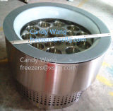 Итальянское Мороженое мороженого Гелато Экономи дисплей случае /Gelateria оборудование машины