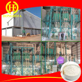 グッド小麦粉の異なるグレードのためのアルジェリアの60トンPer24h小麦製粉機