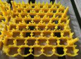 Cassetto di plastica dell'uovo dell'incubatrice dei cassetti dell'uovo di uso dell'incubatrice delle scatole dell'uovo dei cassetti delle uova della plastica