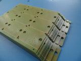 HASLのシルクスクリーンPCB回路の単一の側板無し