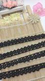 Cordón de nylon de la suposición del recorte del bordado del poliester del cordón del bordado al por mayor común de la fábrica para las materias textiles del desgaste de mujeres y del ropa y caseras y las cortinas accesorias