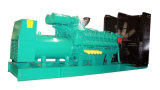 발전소 사용 Googol 엔진 2000kVA 2mva 디젤 엔진 발전기 세트