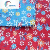 Tessuto della flanella di cotone del panno morbido Fabric/20s1X10s del cotone