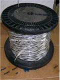 Ponticello rosso/nero/cavo dell'audio del connettore di cavo di comunicazione di cavo di dati cavo del calcolatore