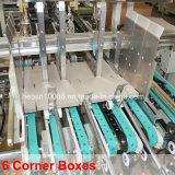 Автоматическая 4/6 угловойых машин Gluer скоросшивателя коробки (WO-1050PC-R)