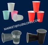 Placa/recipiente/copo plásticos que faz o preço da máquina