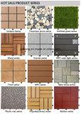 Azulejo de suelo de cerámica del mosaico que se enclavija