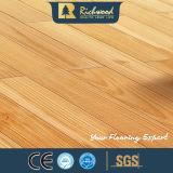 O vinil do anúncio publicitário 12.3mm E0 AC4 HDF laminou o revestimento de madeira estratificado de madeira de Parque