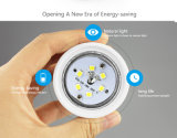 5W LED Bulb E27 400lm Globe Light com Ce RoHS