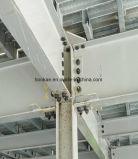 構造の倉庫のための鋼鉄製造の建物