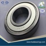 Cuscinetto a sfere di riga dell'acciaio al cromo di F&D CBB singolo 6312 ZZ