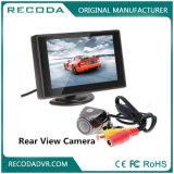 Miini спрятанный автомобиль CMOS 140 градусов широкоформатный обращая водоустойчивую камеру