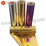 ペーパーのための金属か非金属カラー熱い押すホイルかプラスチックまたは織物またはファブリック