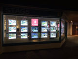 Poche à lumière LED pour kits de câbles de fenêtres