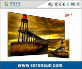 Supper Narrow Bezel 55inch 1920 * 1080 Slim Splicing LCD Video Wall Screen