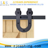 納屋の大戸のハードウェア(LS-SDU-8014)を滑らせる炭素鋼