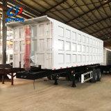 무거운 Load Sand Transport 2 Axle Tipper 또는 Dump/Tipping Truck Trailer Manufacture