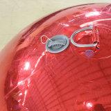 쇼/당을%s 빨간 팽창식 미러 공 또는 팽창식 풍선