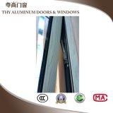 Nuevo diseño de aluminio color nuevo Casement Windows