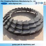 Fundição fazendo à máquina de aço inoxidável das peças sobresselentes do CNC da carcaça de areia/aço do carbono