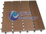 Decking de 455*125*22 WPC, Decking, composé en plastique en bois
