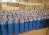 cylindre de gaz d'acier sans couture de Hydrogeen 150bar/200bar de CO2 d'acétylène de Lar d'azote de l'oxygène 50L