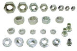 Meubles en alliage de zinc écrou cylindrique avec une haute qualité
