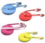 100cm flaches Kabel des Mikro-USB/USB 2.0 für Smartphones (LCCB-064)