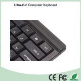 Клавиатура размера шикарной конструкции нормальная для компьютера (KB-1802)