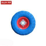 300-4 외바퀴 손수레를 위한 PU 바퀴 또는 거품 Wheel/PU 고무 바퀴