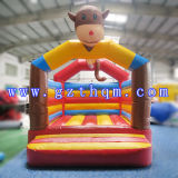 팽창식 Monkey Bouncer 또는 Inflatable Jumping Castle/Jumping Inflatable Bouncer House