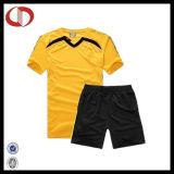 رخيصة بالجملة عادة كرة قدم قميص تصميم كرة قدم جرسيّ