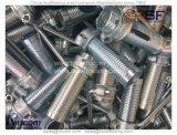 Baugerüst-Stütze-Hülsen/Stahlstütze-Schraube