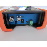 Monitor Handheld do verificador do CCTV de 3.5 polegadas para câmera do IP de HD-Tvi & de Onvif & câmara de segurança análoga