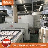 Moderne MDF van het Ontwerp Witte In het groot Keukenkasten
