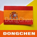 Etiqueta de pano de tecido barato de alta qualidade personalizada