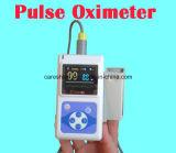 De Ce Goedgekeurde Handbediende Impuls Oximeter van de Kleur TFT met Vrije Software (rpo-8D) - Fanny