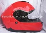 2017 DOT утвердил двойные солнцезащитные козырьки шлем лица мотоциклов