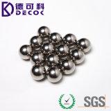 Bola del acerocromo de la bola de acero de la precisión de Suj-2 AISI52100 del rodamiento