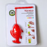 Nouveauté Gold Fish Silicone Loose Tea Infuser Great Stocking Fillers