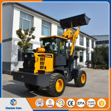 Machine de Construction de la Chine mini chargeuse à roues 2tonne avec des prix chargement frontal