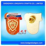 Prezzo ragionevole personalizzato di alta qualità del distintivo del poligono