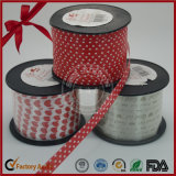 Dyeing Printing Curly Ribbon of Gift Packaging