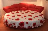 중국 빨간 침실 가구 - 침대 - 소파 - 호텔 가구 - 가정 가구 - 유액 침대 매트리스