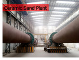 Suministro de equipos de producción de arena de cerámica profesional
