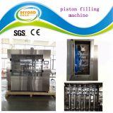 Machine de remplissage automatique de cosmétique 6 Chef de la machine de remplissage de liquide de piston