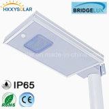 Luz solar impermeável do jardim do diodo emissor de luz 12W com nível IP65