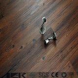 La perfección Baldosa Madera patrón de bloqueo de PVC piso vinílico de lujo